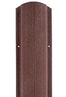 Штакетник Шоколадно коричневый